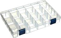 Коробка рыболовная Plano 2-3600-00 (прозрачный) -