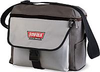 Сумка рыболовная Rapala Sportsman 12 Shoulder Bag / 46008-2 (серый) -