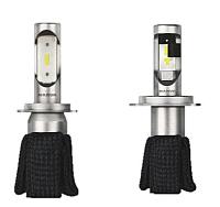 Комплект автомобильных ламп Narva LED H7 18005 -