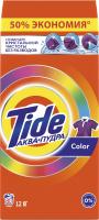 Стиральный порошок Tide Колор (Автомат, 12кг) -