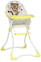 Стульчик для кормления Lorelli Marcel Yellow Fairy Bear (10100321823) -