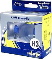 Комплект автомобильных ламп Narva H3 48602RPW -