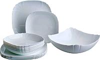 Набор тарелок Luminarc Lotusia H1792 -