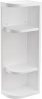 Полка для ванной Berossi Hilton Universal АС 33001000 (белый) -