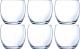 Набор стаканов Luminarc Versailles G1651 (6шт) -