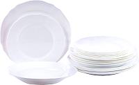 Набор тарелок Luminarc Louis XV N9111 (18шт) -