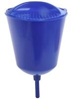 Умывальник для дачи Berossi АС 13919000 (фиолетово-синий) -