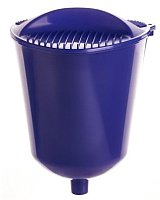 Умывальник для дачи Berossi АС 13939000 (лазурно-синий) -
