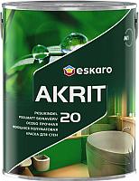 Краска Eskaro Akrit 20 (9.5л) -