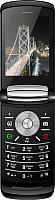 Мобильный телефон Vertex S108 (черный) -