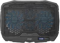 Подставка для ноутбука Crown CMLS-01 (черный) -