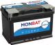 Автомобильный аккумулятор Monbat AGM GM78L3K3_1 R (70 А/ч) -