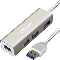 USB-хаб Ginzzu GR-517UB -