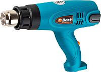 Строительный фен Bort BHG-2000N-LK (91275431) -