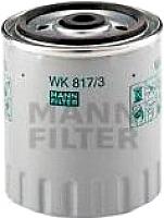 Топливный фильтр Mann-Filter WK817/3X -
