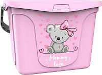 Контейнер для хранения Berossi Mommy love АС 48763000 (розовый) -