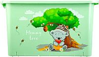 Контейнер для хранения Berossi Mommy love АС 49162000 (чайное дерево) -