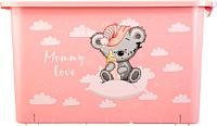 Контейнер для хранения Berossi Mommy love АС 49163000 (розовый) -