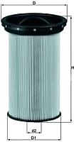 Топливный фильтр Knecht/Mahle KX69 -