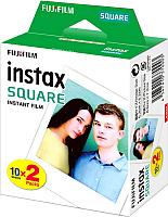 Фотопленка Fujifilm Instax Colorfilm Instax Square (20шт) -