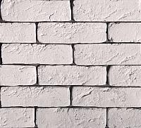 Декоративный камень Polinka Кирпич шамотный слоновая кость 0301 (198-205x58-62) -