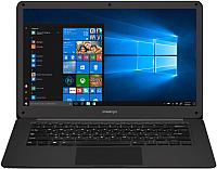 Ноутбук Prestigio SmartBook 141 C2 / PSB141C02CFH_BK_CIS (черный) -