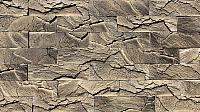 Декоративный камень Polinka Кирпичный скол бежевый тонированный 0802Т (225x59x11-15) -