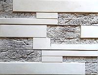 Декоративный камень Polinka Исландия И6 (395x100x13-17) -