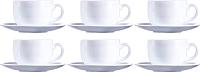Набор для чая/кофе Luminarc Diwali D8222 -