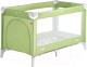 Игровой манеж Carrello Uno CRL-9202 (зеленый) -