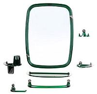 Комплект мебели для ванной Berossi Viva Classic НВ 10211001 (зеленый полупрозрачный) -