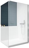 Душевая стенка New Trendy Velio D-0105B (80x195) -
