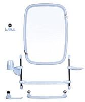 Комплект мебели для ванной Berossi Viktoria Classic НВ 11008000 (голубой) -