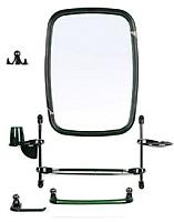 Комплект мебели для ванной Berossi Viktoria Classic НВ 11011000 (зеленый полупрозрачный) -