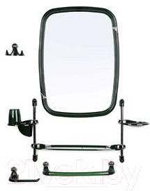 Купить Комплект мебели для ванной Berossi, Viktoria Classic НВ 11011000 (зеленый полупрозрачный), Россия