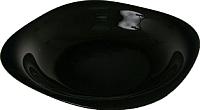 Тарелка столовая глубокая Luminarc Carine Black L9818 -