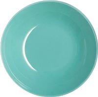 Тарелка столовая глубокая Luminarc Arty Soft Blue L1124 -