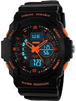 Часы наручные детские Skmei 1061-1 (оранжевый) -