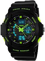 Часы наручные детские Skmei 1061-4 (зеленый) -