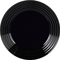 Тарелка закусочная (десертная) Luminarc Harena Black L7613 -