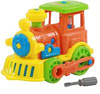 Паровоз игрушечный Полесье 71255 -