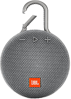 Портативная колонка JBL Clip 3 (серый) -