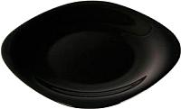 Тарелка столовая мелкая Luminarc Carine Black L9817 -