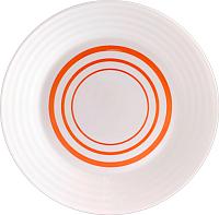 Тарелка столовая мелкая Luminarc Harena Orange L8388 -