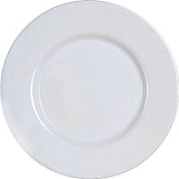 Тарелка столовая мелкая Luminarc White Essence J2990 -