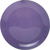 Тарелка столовая мелкая Luminarc Arty Parme L1053 -