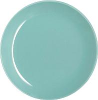 Тарелка столовая мелкая Luminarc Arty Soft Blue L1122 -