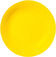 Тарелка столовая мелкая Luminarc Arty Yellow N2476 -
