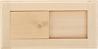 Решетка вентиляционная для бани Добропаровъ 1311770 -