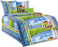 Комплект постельного белья Моё бельё Матч 2 -